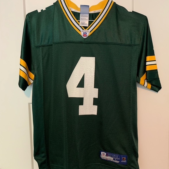 c9d0f108 Brett Favre Green Bay Packers Jersey